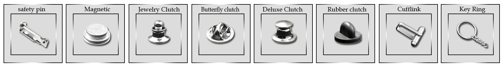 custom metal cartoon hard enamel lapel pin badge No Minimum Order with butterfly clutch