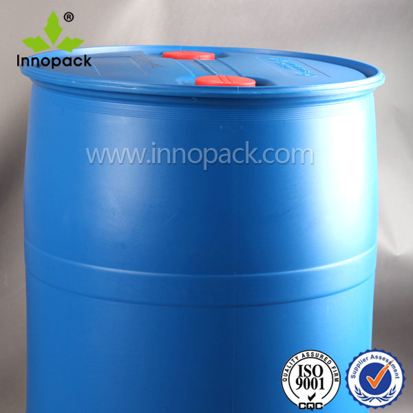 Blue Plastic Drum 200 Litre For Storage Water With Lid Buy 200