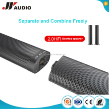 Separate and combine freely home theater system speaker dj bass speaker