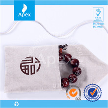 Personalized Jewellery Packaging Pouch with Chinese characteristics