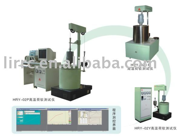 High quality lab equipment Refractoriness under load tester