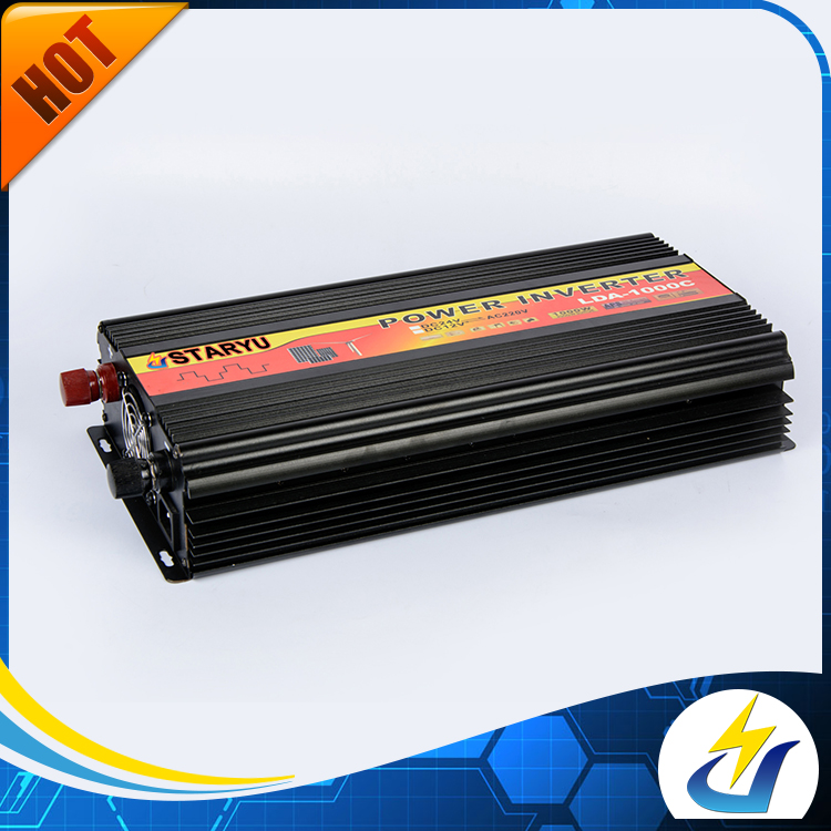 beautiful 1000w 12v 24v dc to ac 110V 220V modified sine wave inverter