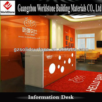 Information Desk Design hair salon reception desk counter information desk design - buy