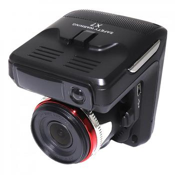 X7 Russia 3 in 1 combo FHD1080P speed camera and GPS radar
