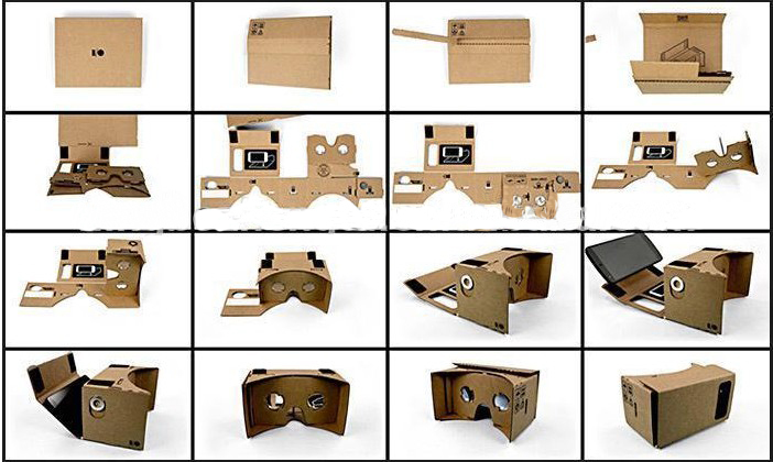 Google Cardboard Template Inspiration Ideas Free Jpg Download