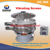 castor oil waste oil ultrasonic vibrating screen sieve