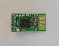 Bluetooth module 4.1 BLE serial module remote control 2.4GHz ISM band ibeacon bluetooth low energy bluetooth serial module