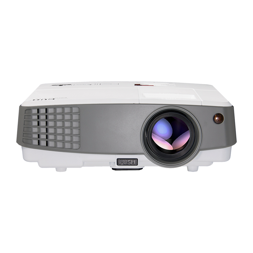 1edc2a950a212b New Design EUG 600D+ 3D DLP Handheld Projector Pocket Mini Portable  Projector for Business Home Theater