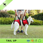 TAILUP OUTDOOR Manufacturers safety lift led body XXL dog SUPPORT SLING HARNESS