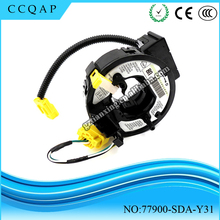 77900-SDA-Y31 Most popular Car parts spiral cable sub-assy clock spring airbag for Honda