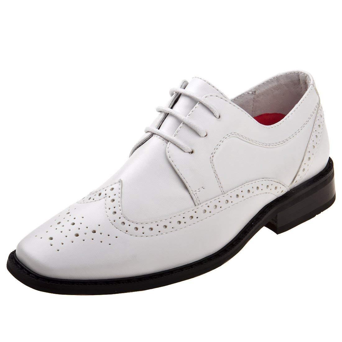 Joseph Allen Toddler//Little//Big Boys Dress Oxfords Shoes