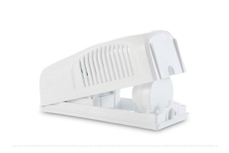 Hotel Room Automatic Perfume Deodorizer Dispenser Battery Operated Lockable  Air Freshener Dispenser Fan Drive YK8210