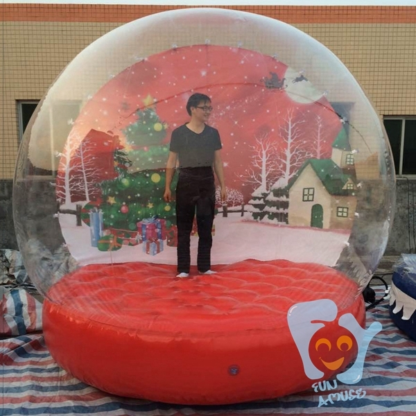5m Outdoor Christmas Ornament Giant Xmas Inflatable Giant