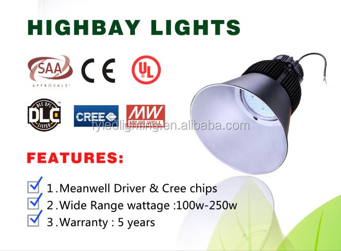 Industrial Led Highbay Light,240w Led Linear Lighting Fixture ...