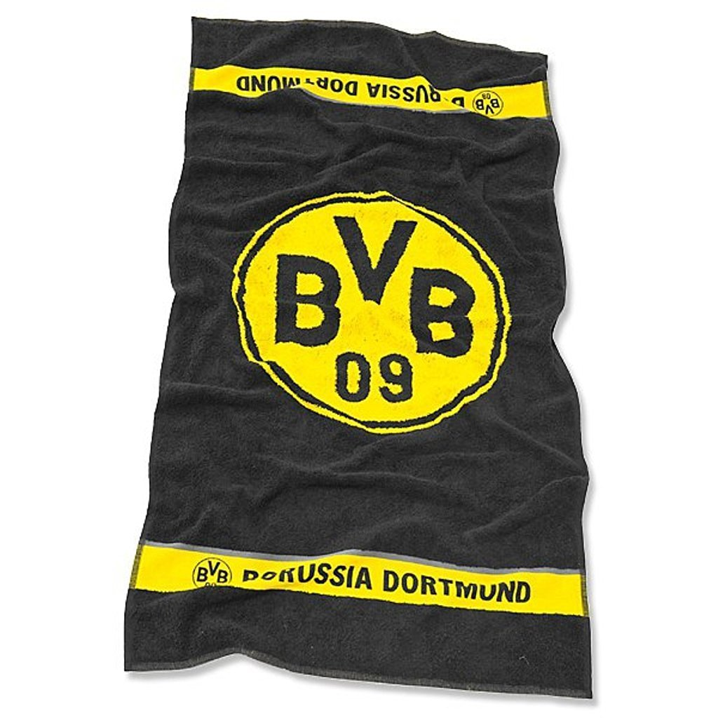 a15571f8bf88 Get Quotations · Bath - beach towel Borussia Dortmund BVB 09 Strandtuch