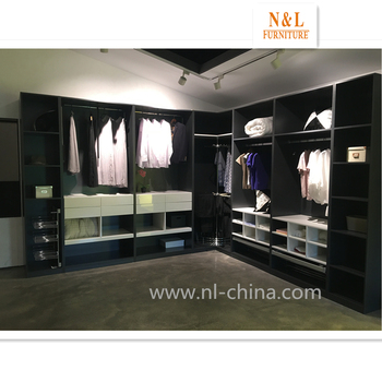Model Furniture Bedroom Open Closet Design Lacquer Corner Wardrobe - Buy  Corner Wardrobe,Corner Wardrobe,Corner Wardrobe Product on Alibaba.com