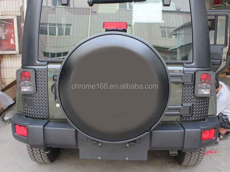 reserverad abdeckung f r jeep wrangler auto abdeckung f r. Black Bedroom Furniture Sets. Home Design Ideas
