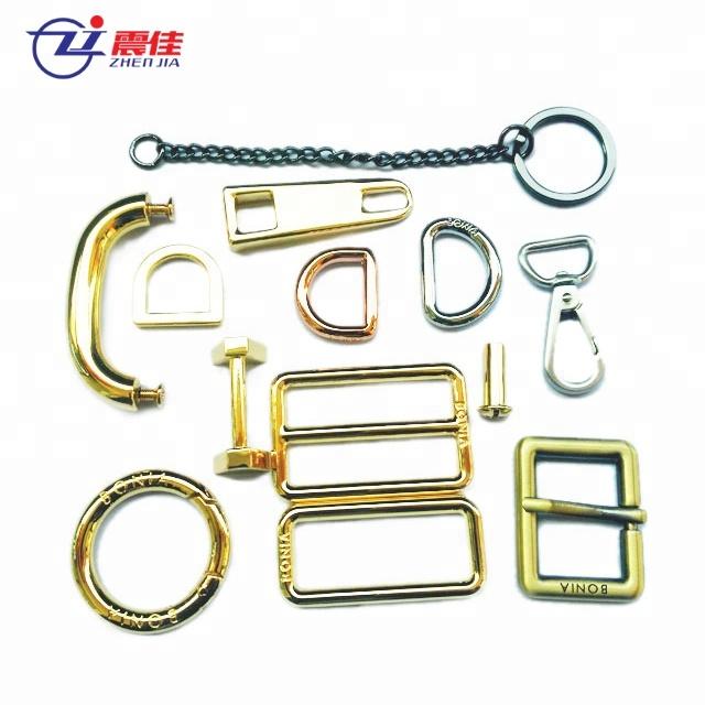 Custom Metal Handbag Hardware Gold For Bags High End Product On Alibaba