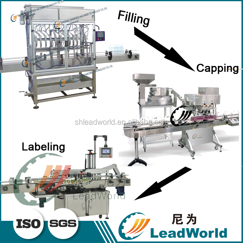 Good quality Coconut Oil Extra Virgin filling machine with factory price for sale