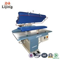 Laundry Equipment Electric Heating Steam Suit Pressing Machine for Dry Cleaning Shop (WJT-125)