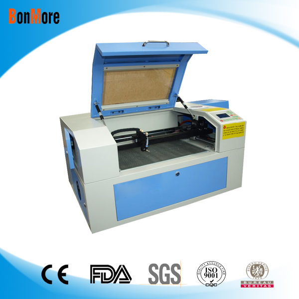 China hot 40w 3d crystal used laser cutting machines for sale