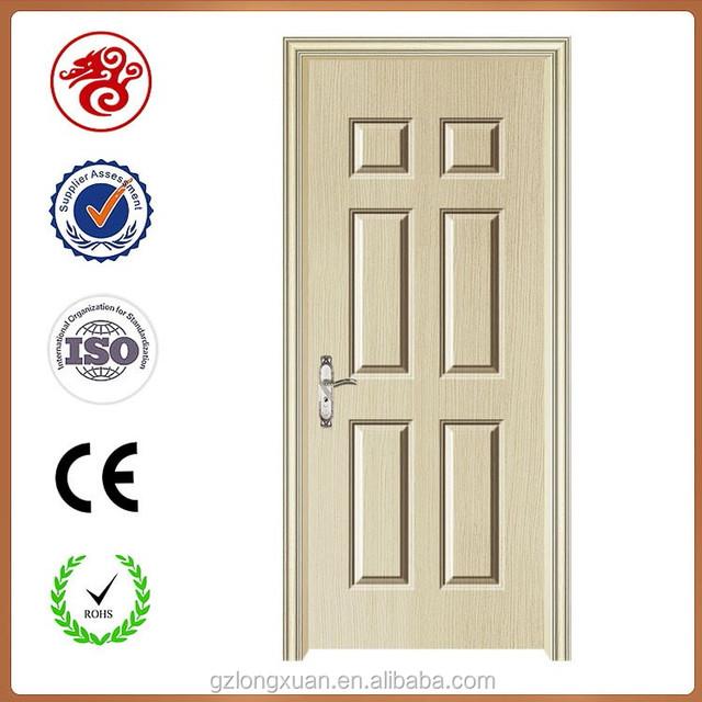 Melamine Door Skin Interior Mdf 6 Panel Door
