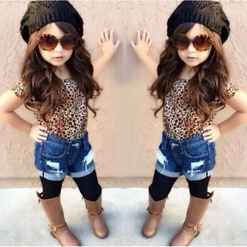 Trendy Baby Clothing Girls Suits Children Clothing Set Best Baby ...