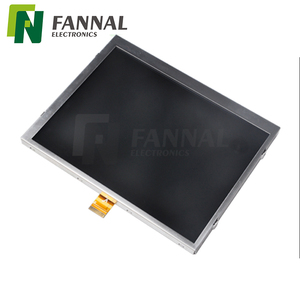 "7"" small touch screen monitor with waterproof WVGA 800*480"