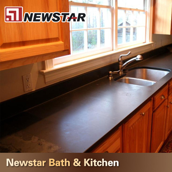 Cut To Size Stone Countertop Chinese Hot Sales Black Slate Countertop   Buy  Slate Countertops,Black Slate Countertop,Display Countertop Product On ...