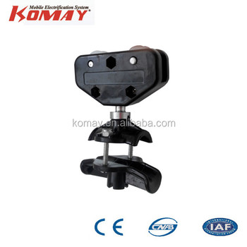 Komay Crane Festoon Wire Rope Round Cable Trolley - Buy Round Cable ...