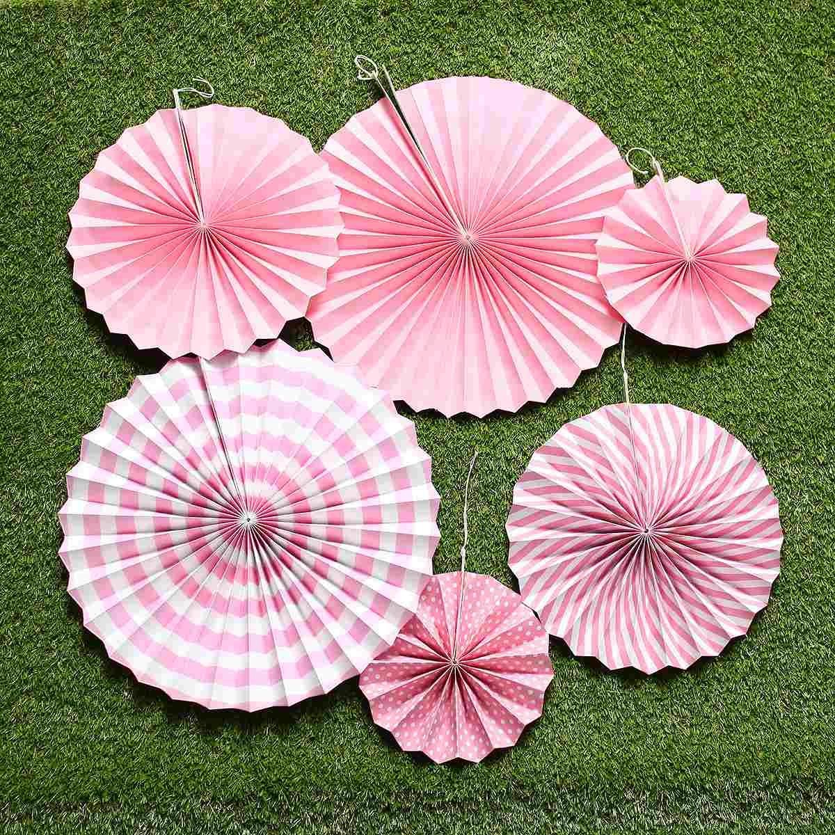Cheap origami kids crafts find origami kids crafts deals on line at lavenz paper fan 6pcslot wedding decoration crafts flower origami home birthday party decorations kids mightylinksfo