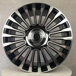 Aluminum alloy wheels for E-CLASS size 21x9.5 22x9.5, original forged rims PCD 5X130
