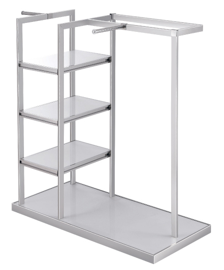 new design fashional display racks clothes shop furniture