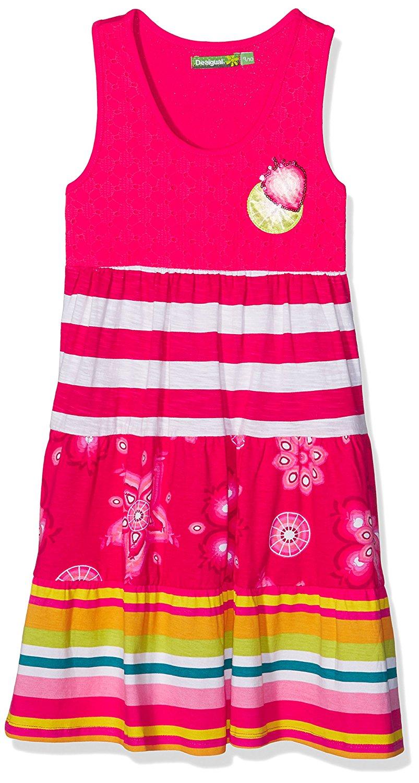 Desigual Toddler Girls Vest/_santafe Dress