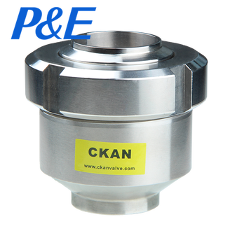 UCV Series Sanitary stainless steel Union type Check Valve