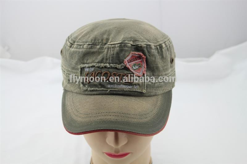 c6cc3f4d8c7 stainless steel rooster cock fight baseball cap military cap hotsale bucket  hats hip hop cap