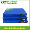 ultra thin lifepo4 12v 30ah lithium battery for solar street light