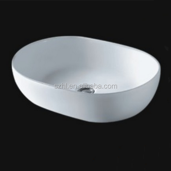 White Acrylic Kitchen Sink For Home Use