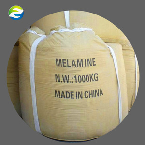 99.8% melamine powder for manufacturing melamine formaldehyde MF resin
