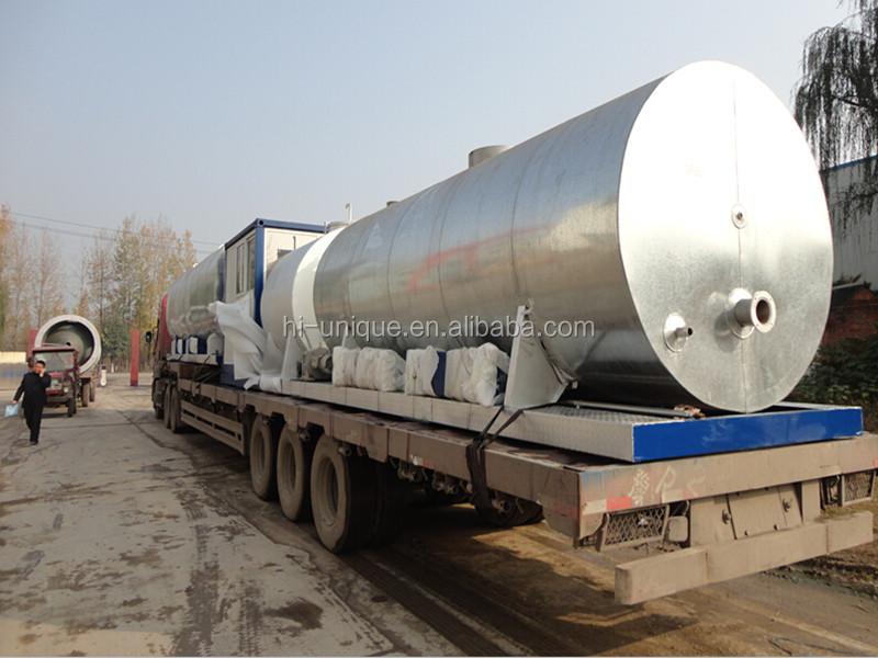 LB1500 asphalt mixing plant for sale with oil buner