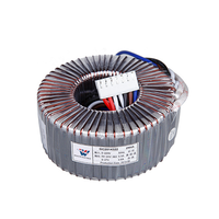 200w 250w 350w 500w 800w 1000w Step Up Down Power Isolation Toroidal Transformer Low Frequency Transformer