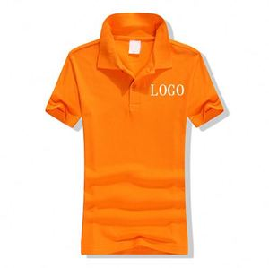 Free Sample Breathable Casual 95 Cotton 5Spandex Children Polo T Shirt
