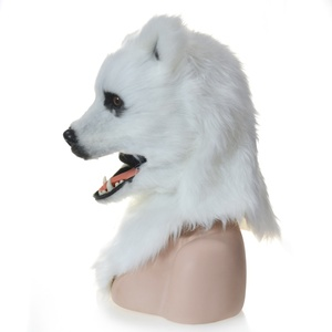 Animal Furry Head Mask, Animal Furry Head Mask Suppliers and