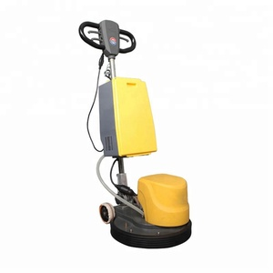 High speed marble concrete floor polishing machines