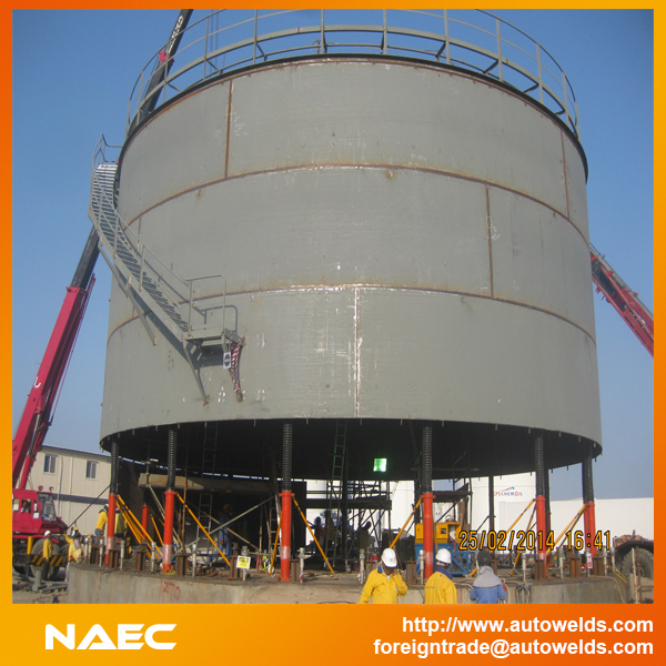 Tank Erection Hydraulic Lifting System Buy Hydraulic