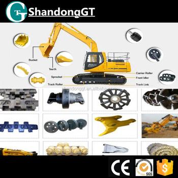 Construction Equipment Excavator & Bulldozer Undercarriage Parts - Buy  Undercarriage Parts,Bulldozer Parts,Construction Equipment Excavator