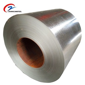 Q195 Q235 spcc Hot Rolled Technique Galvanized steel coils/strip material vietnam for Producing Roof, door, gutter, wall