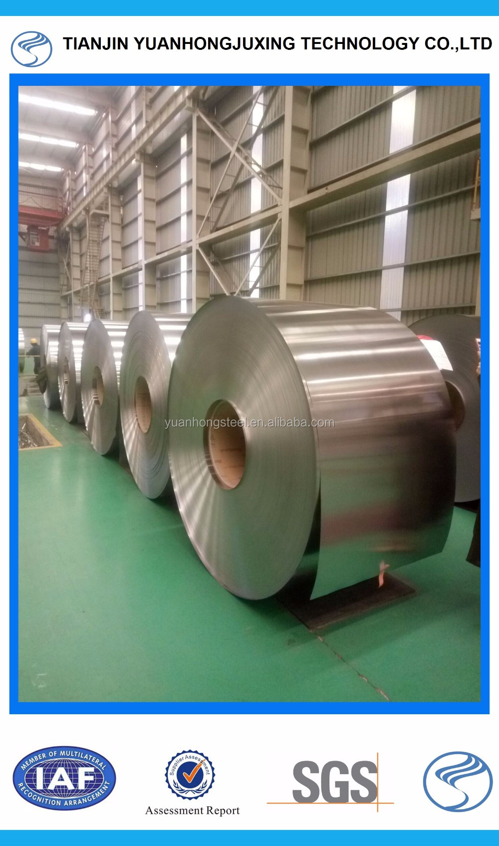 competitive price etp tinplate electrolytic steel sheet in coils for steel warehouse