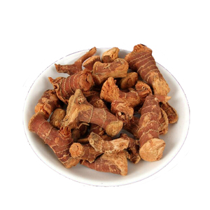 High quality Dried galangal roots as whole root and cut slice