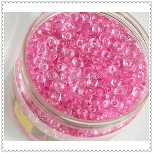 Wholesale Wedding Gem Stone Pink Acrylic Pebbles Vase Filler
